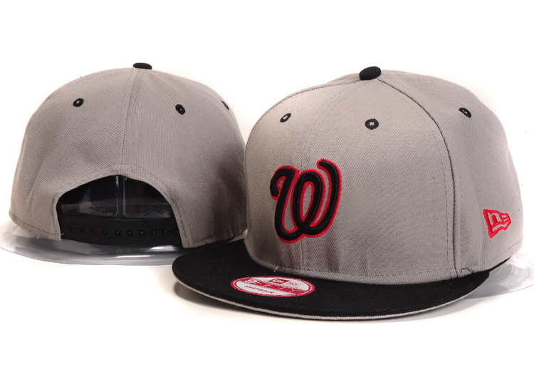 Washington Nationals Snapback Hat YS 5601